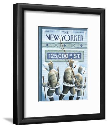 The New Yorker Cover - March 6, 2006