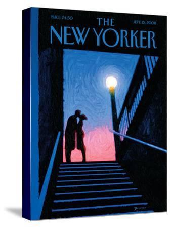 The New Yorker Cover - September 15, 2008