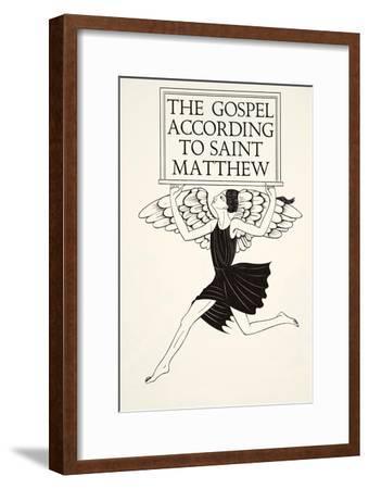 Angel of St. Matthew, 1931