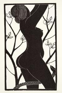 Eve, 1926 by Eric Gill