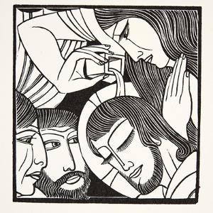 Mary Magdalene, 1926 by Eric Gill