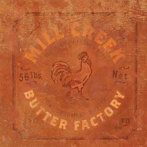 Mill Creek Butter by Eric Gillett