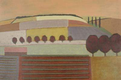 Roussillon Landscape by Eric Hains