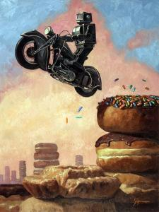 Dark Rider Again by Eric Joyner