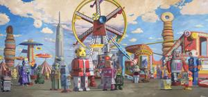 Fairgrounds by Eric Joyner