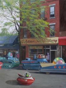 Heavy Traffic 2 by Eric Joyner
