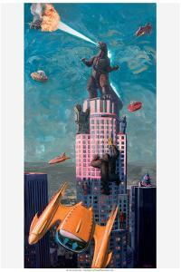 Just another day in L.A - Eric Joyner Poster by Eric Joyner