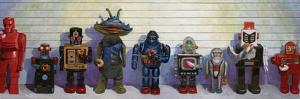 Line-Up by Eric Joyner