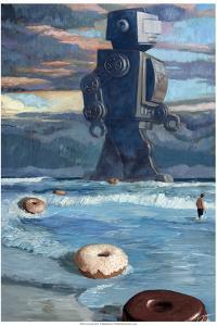 Summer - Eric Joyner Poster by Eric Joyner