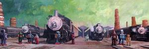 Trainyard by Eric Joyner