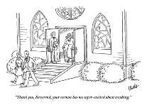 """""""I should have bought more crap."""" - New Yorker Cartoon-Eric Lewis-Premium Giclee Print"""