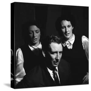 Members of Famous Country and Western Music Carter Family Maybelle Carter by Eric Schaal