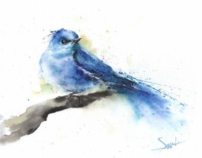 Bluebird by Eric Sweet