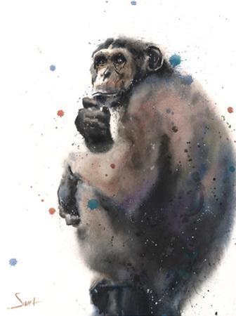 Chimpanzee by Eric Sweet