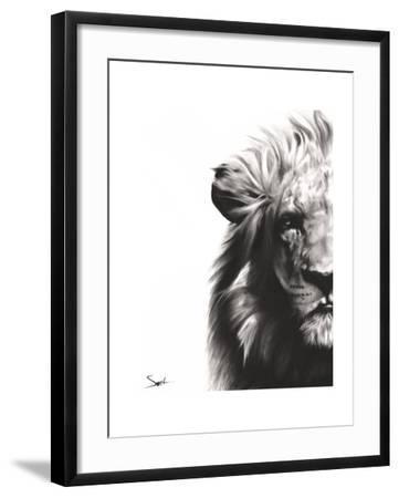 Lion II by Eric Sweet
