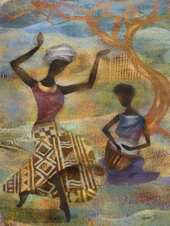 Harvest Dance II by Eric Yang