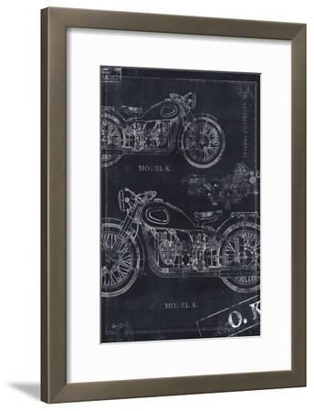 Motorcycle Co. Blueprint Black II