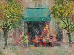 Provence Flower Shop by Eric Yang
