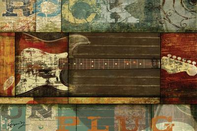 Rock Guitar by Eric Yang