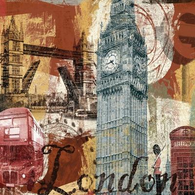 Tour London by Eric Yang