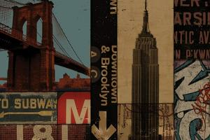 Urban Uptown II by Eric Yang