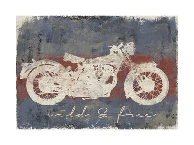 Wild and Free Motorcycle