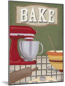 Baker's Kitchen by Erica J^ Vess