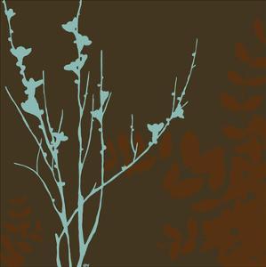 Blue Bough II by Erica J^ Vess