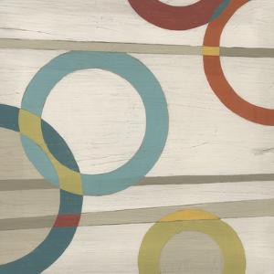 Circular Logic II by Erica J. Vess