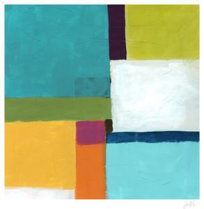 City Square IV by Erica J^ Vess
