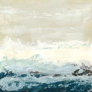 Coastal Currents I by Erica J^ Vess