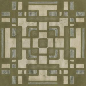 Deco Tile III by Erica J^ Vess