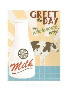 Farm-Fresh Milk by Erica J^ Vess