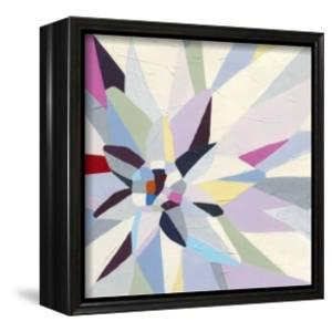 Geometric Dahlia I by Erica J^ Vess