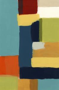 Metro Palette I by Erica J^ Vess