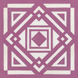 Modern Quilt VI by Erica J^ Vess