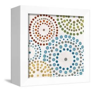 Mosaic Mandalas I by Erica J^ Vess