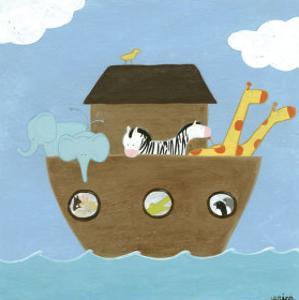 Noah's Ark I by Erica J^ Vess