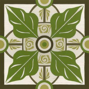 Non-Embellished Palm Motif IV by Erica J^ Vess