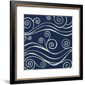 Ocean Motifs II by Erica J^ Vess