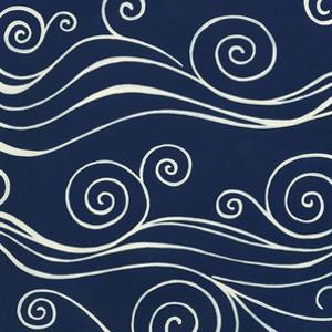 Ocean Motifs III by Erica J^ Vess