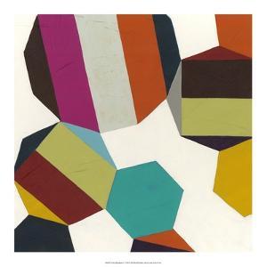 Poly-Rhythmic I by Erica J^ Vess