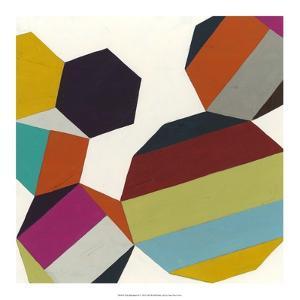 Poly-Rhythmic II by Erica J^ Vess