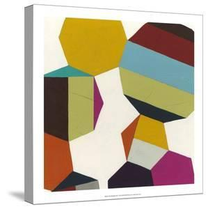 Poly-Rhythmic III by Erica J^ Vess