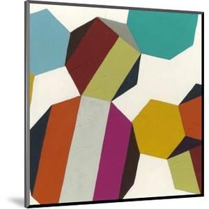 Poly-Rhythmic IV by Erica J^ Vess