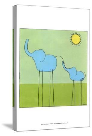 Stick-leg Elephant II