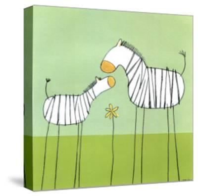 Stick-leg Zebra II