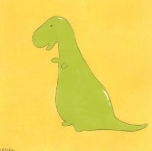 T-Rex by Erica J^ Vess