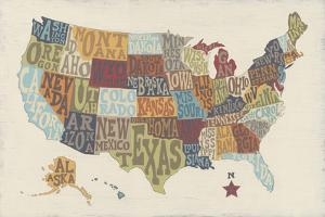 United State Signs by Erica J^ Vess