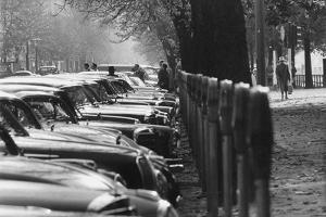 Affluence in Europe. Duesseldorf,1961. by Erich Lessing
